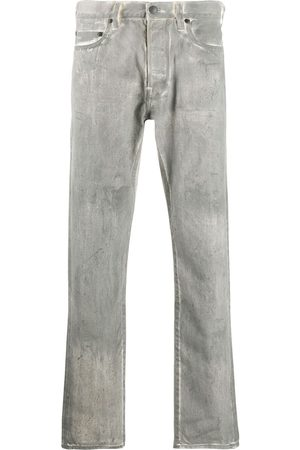 JOHN ELLIOTT Coated denim jeans