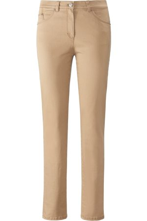 Brax Dames Jeans - Corrigerende Comfort Plus-jeans model Caren Raphaela by denim