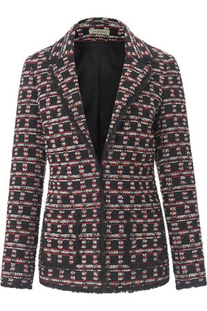 Uta Raasch Dames Blazers - Blazer contrastkleurige piping Van multicolour