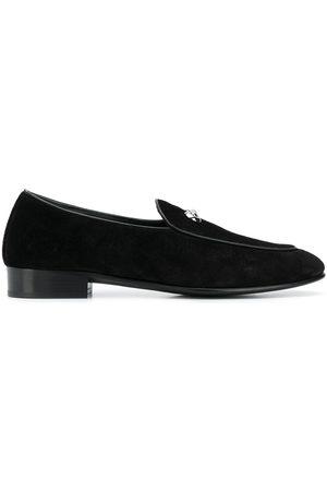 Giuseppe Zanotti Suede 30mm loafers