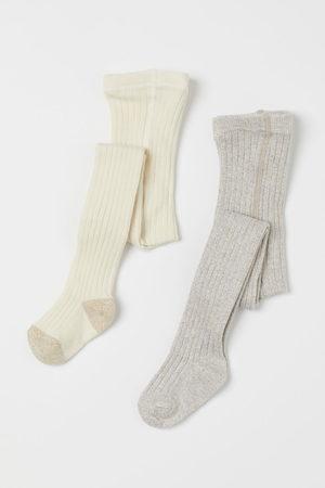 H&M Sokken - Set van 2 kousenbroeken