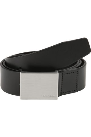 Calvin Klein Heren Riemen - Riem 'FORMAL PLAQUE