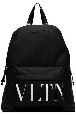VALENTINO GARAVANI Large logo print backpack