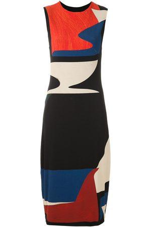 OSKLEN Printed midi dress