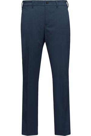 Prada Gabardine chino trousers