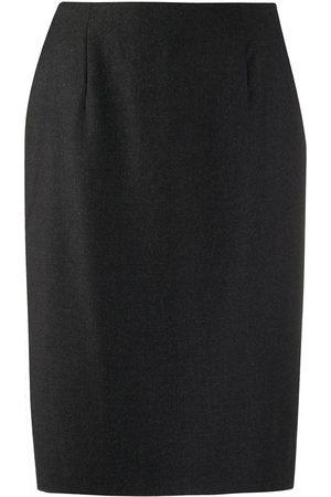 Gianfranco Ferré 1990s high rise pencil skirt