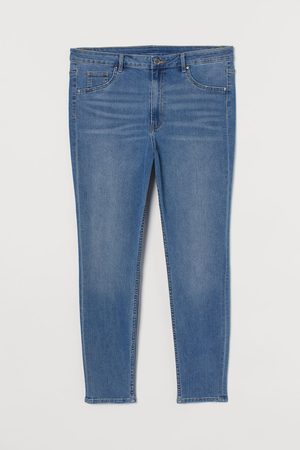 H&M + Curvy High Ankle Jegging