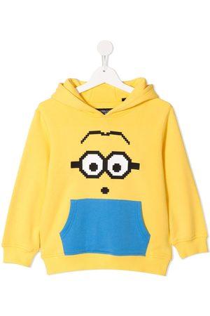 MOSTLY HEARD RARELY SEEN Minion print hoodie