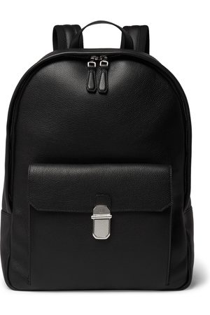 Dunhill Heren Rugzakken - Belgrave Full-Grain Leather Backpack