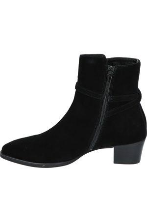 Di lauro Dames Laarzen - Loret 2048238 Black Sheep Suede Boots