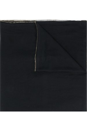 Faliero Sarti Metallic-thread scarf