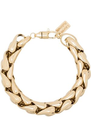 Lauren Rubinski 14kt chain bracelet
