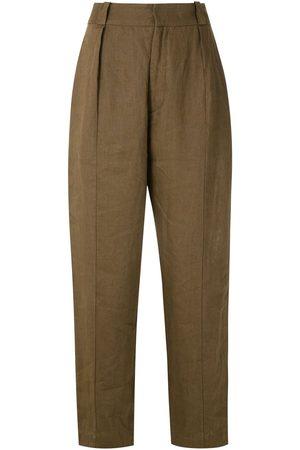 OSKLEN Tailored linen trousers