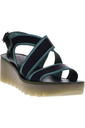 Fly London Dames Sleehakken - Sandalen sleehak
