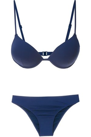 AMIR SLAMA Balconette bikini set