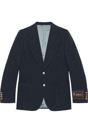 Gucci Single-breasted blazer