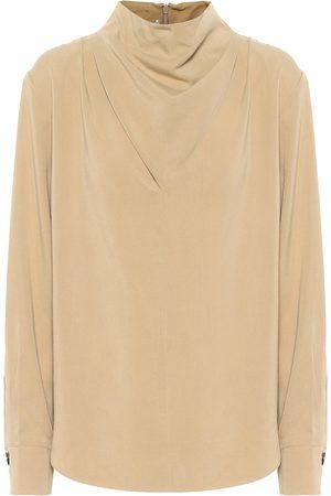Vince Draped blouse