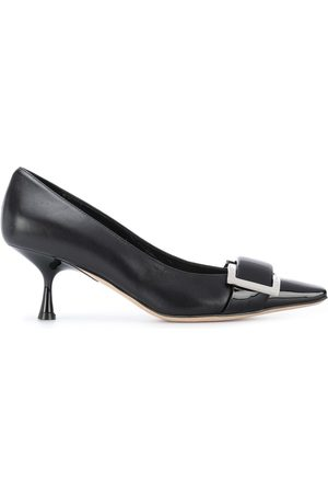 Sergio Rossi Dames Pumps - Sr Twenty buckled pumps