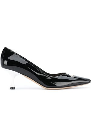 Sergio Rossi Sr Twenty cut-out pumps