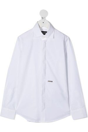 Dsquared2 Jongens T-shirts - Cotton shirt