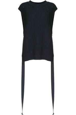 GOEN.J Dames Gebreide truien - Side taps jumper