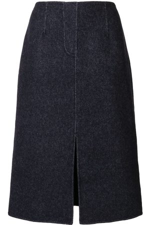 GOEN.J Knitted midi skirt