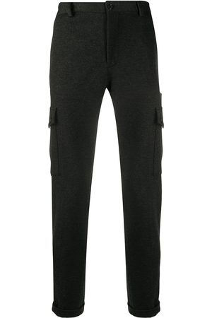 Dolce & Gabbana Straight leg trousers with pockets