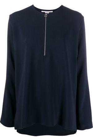 Stella McCartney Zipped long-sleeved top