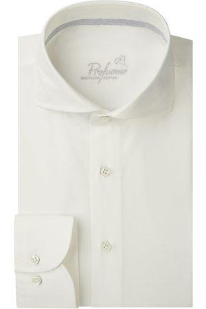 Profuomo Heren Overhemden - Recycled katoen overhemd Originale heren