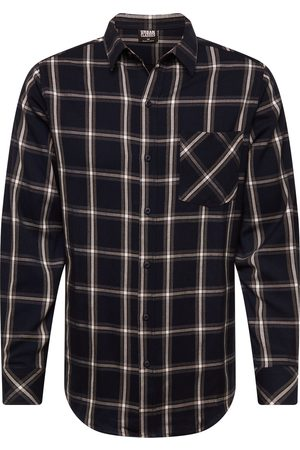 Urban classics Heren Overhemden - Overhemd 'Basic Check
