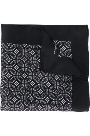 Dolce & Gabbana Geometric print scarf