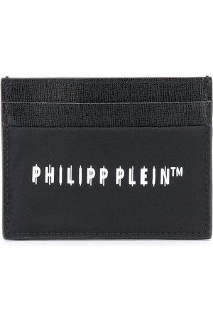 Philipp Plein Printed logo cardholder