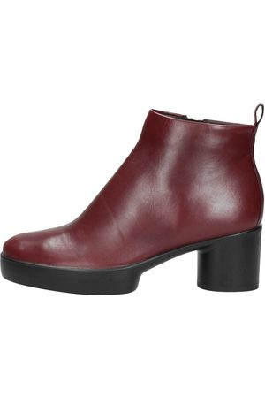 Ecco Dames Enkellaarzen - Sculptured Motion 35 - Bordeaux