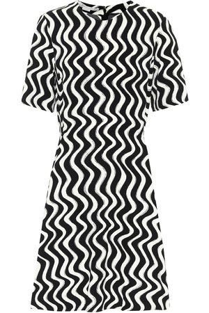 Stella McCartney Dames Geprinte jurken - Printed cady dress