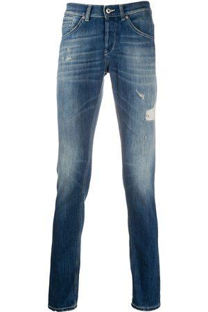Dondup Skinny fit stonewashed jeans