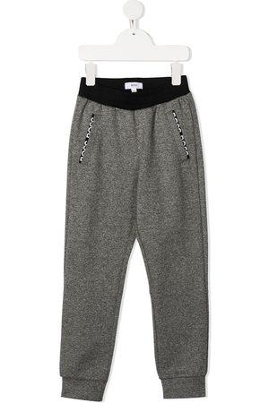HUGO BOSS Embroidered logo track pants