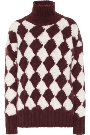 Plan C Alpaca-blend turtleneck sweater