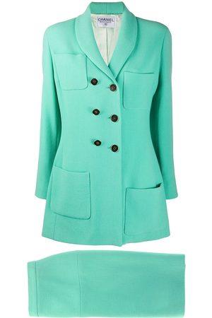 CHANEL Dames Rokken - 1990s skirt suit