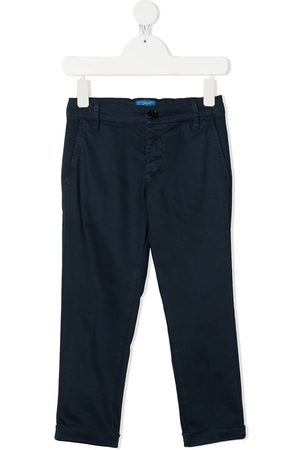 FAY KIDS Straight-leg chinos