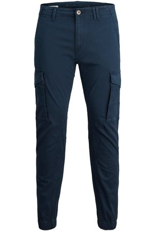 Jack & Jones Paul Flake Akm 542 Cargo Broek Heren Blauw