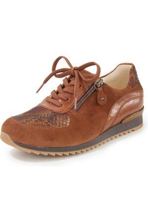 Waldläufer Sneakers Hurly van leer
