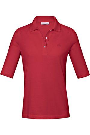 Lacoste Dames Korte mouw - Poloshirt van 100% katoen korte mouwen