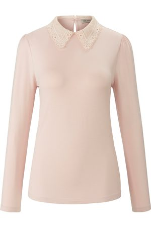 Uta Raasch Shirt ronde hals en lange mouwen Van