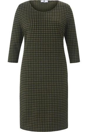 Anna Aura Dames Jersey jurken - Jerseyjurk 3/4-mouwen multicolour
