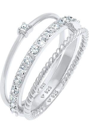 Elli Dames Ringen - Ring 'funkelnde Solitärringe