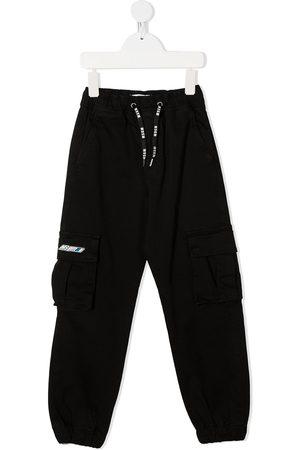 Msgm Drawstring waist trousers