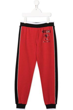 Moschino Panelled sweatpants