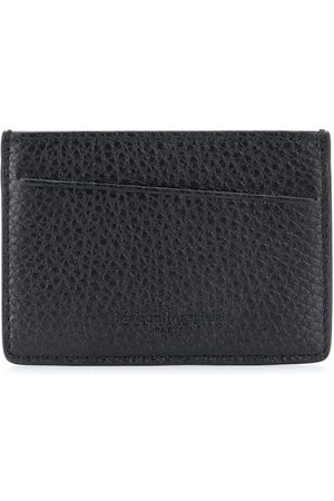 Maison Margiela Stitch detail leather cardholder