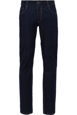 Prada Heren Tapered - Tapered-fit jeans