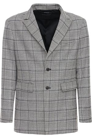 825 Wool Blend Houndstooth Jacket